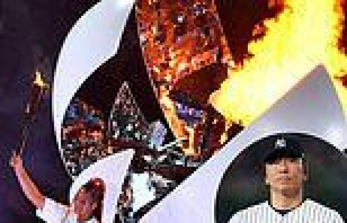 Ousted Olympic boss wanted cauldron lit by 'pure Japanese' ex-Yankee player and ...