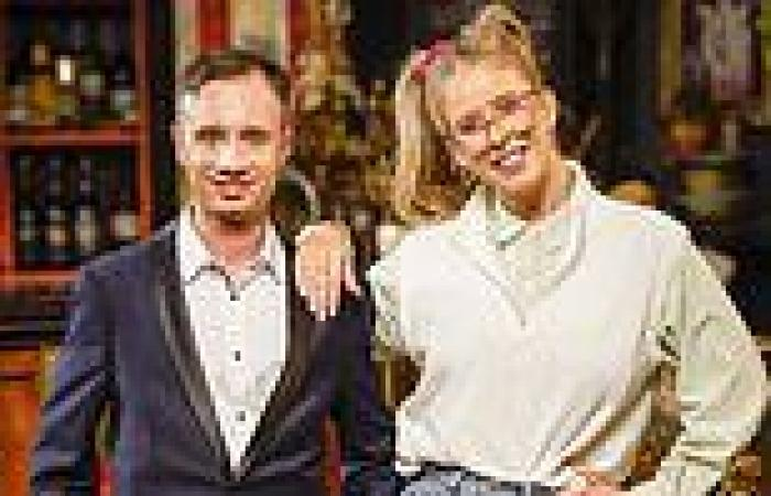 Beauty and the Geek's Lachlan Mansell reveals plans to kickstart his dating ...