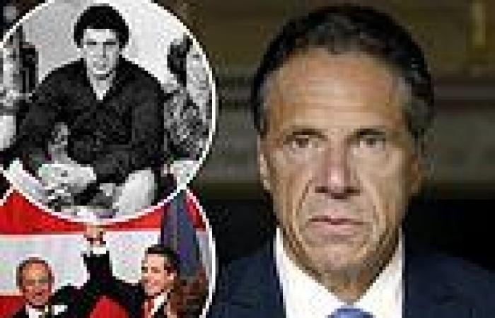 How Andrew Cuomo went from talk of late-draft into 2020 election to disgraced ...