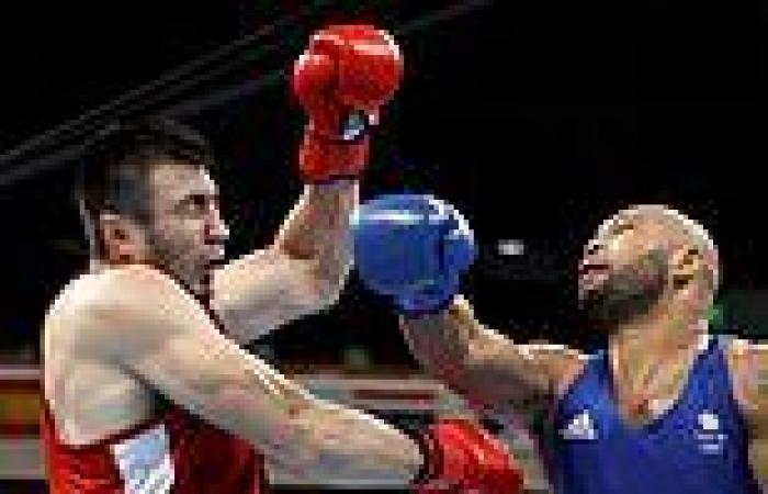 sport news Tokyo Olympics: Frazer Clarke takes home bronze for Team GB despite loss to ...