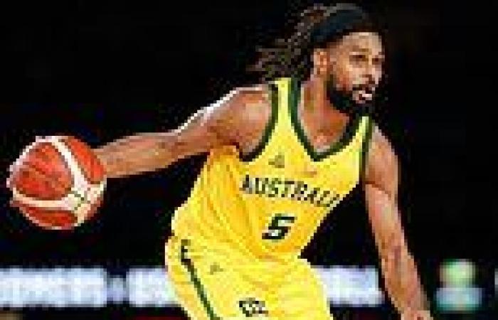 Aussie basketball star Patty Mills lands $16million NBA deal with Team USA ...