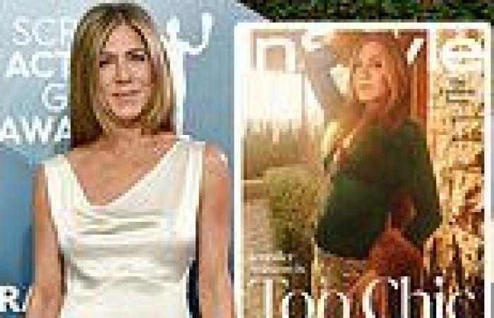 Jennifer Aniston shares her '15-15-15' workout plan
