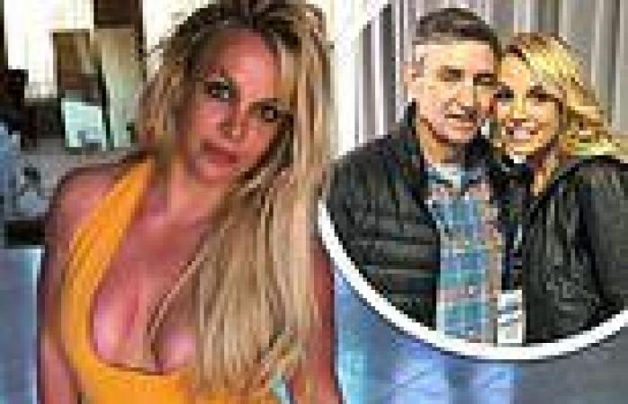 Britney Spears wants her father Jamie immediately removed as conservator