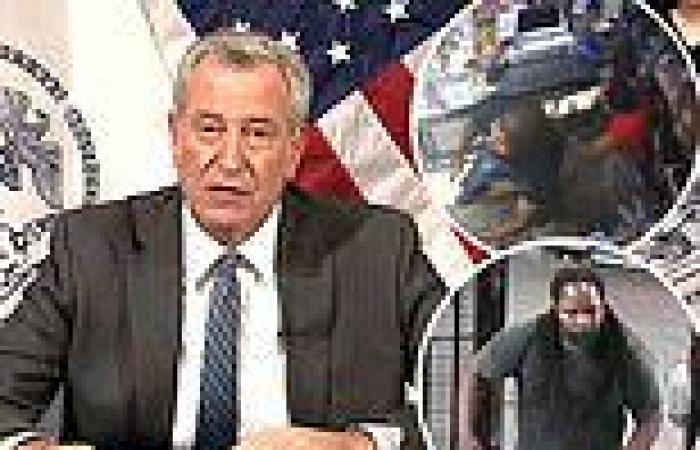 NYC Mayor Bill de Blasio touts success of 'Safe Summer' program to curb crime