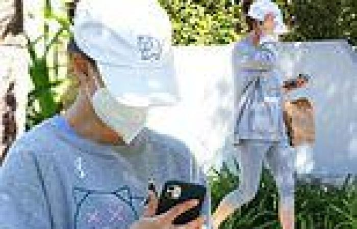 Natalie Portman attempts to go incognito in Sydney after dropping out of new ...