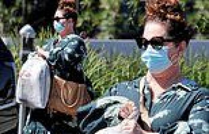 Melissa McCarthy shops in LA after appearing on Meghan Markle's A-List birthday ...