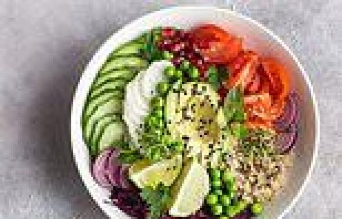 Plant-based diet can slash the risk of heart disease by up to 52%, study finds