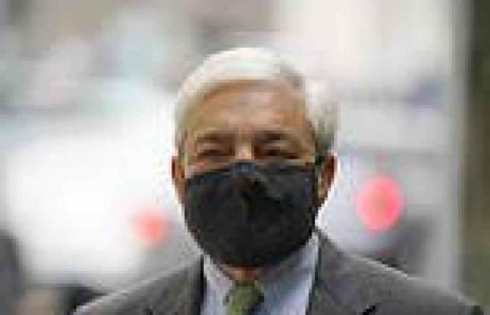 Ex-Penn State president is released from jail after two-month sentence for ...