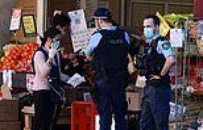 Australia Covid; Victoria in lockdown as NSW logs record cases