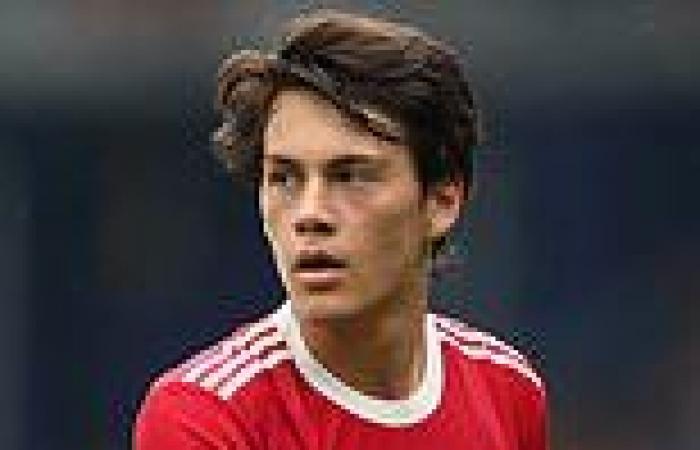sport news Manchester United teenager Facundo Pellistri rejoins Alaves on loan