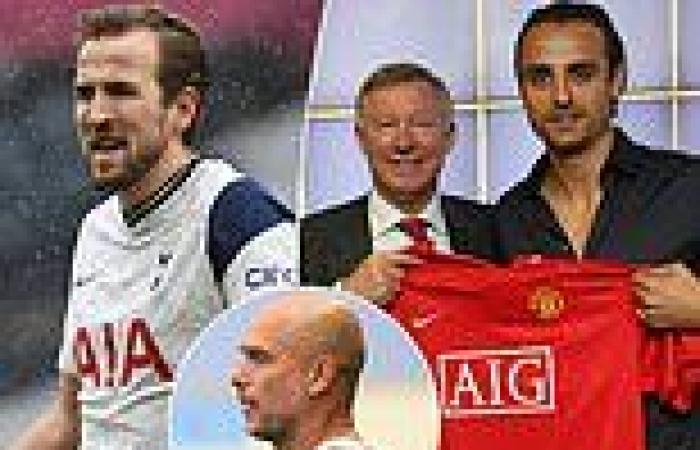 sport news Harry Kane: Tottenham star will be 'suffering' in push for Man City move, says ...