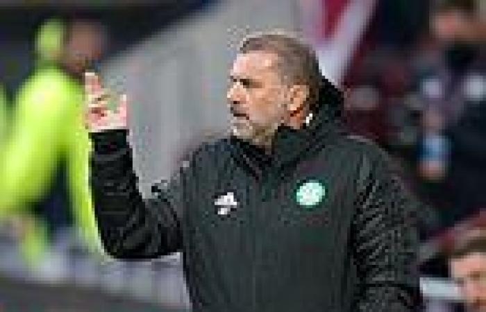 sport news Jablonec 2-4 Celtic: Ange Postecoglou's side gain Europa League advantage