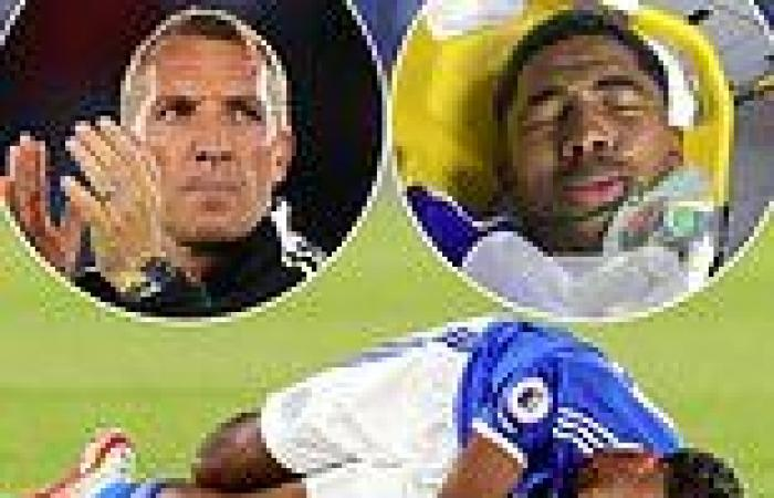 sport news Leicester 'expected to accelerate their plans to sign a new defender' after ...