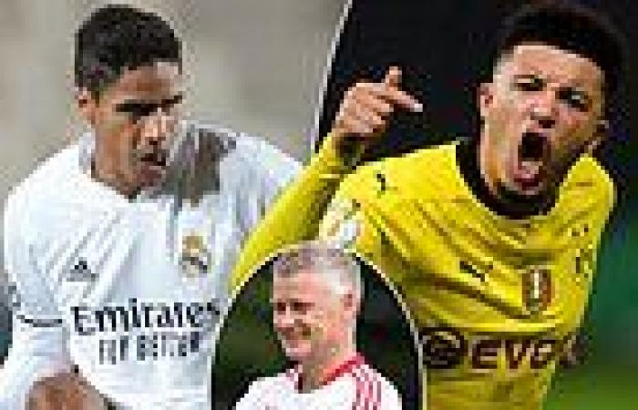 sport news Solskjaer expects Manchester United to fight out with City, Liverpool and ...