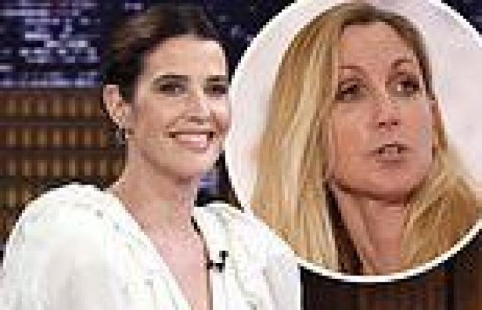 Cobie Smulders will play Ann Coulter in American Crime Story following Betty ...