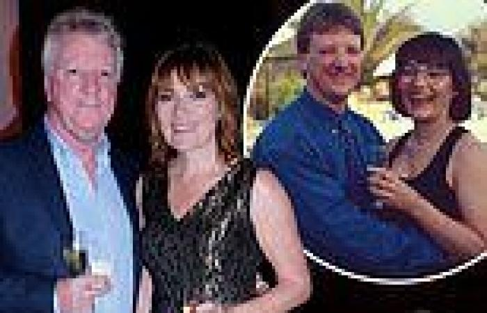 Lorraine Kelly gives rare insight into 29-year marriage to Steve Smith
