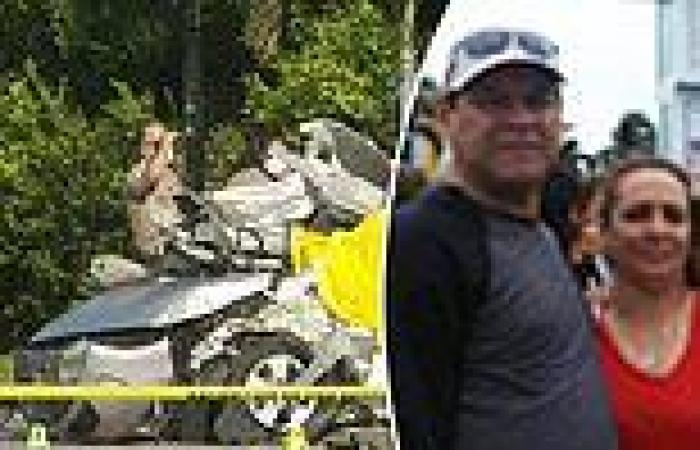 Teacher, her husband and mother all killed when 'drunk' Range Rover driver ...