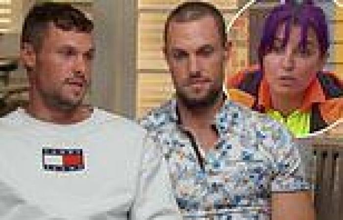 The Block cheat scandal: Josh and Luke reveal why they refused to reveal ...