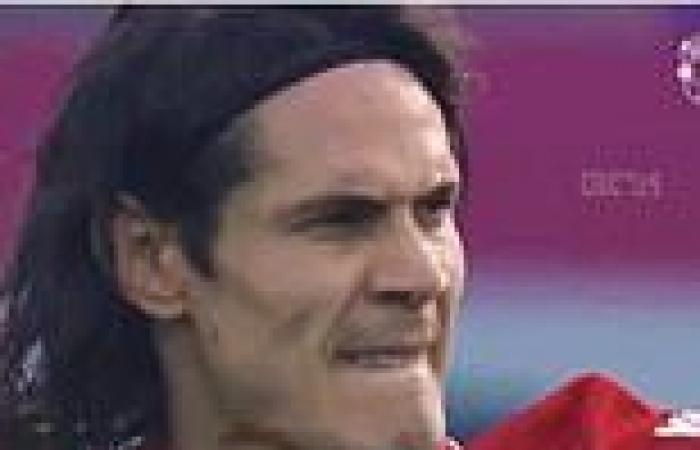sport news Manchester United striker Edinson Cavani dismisses speculation of deadline day ...