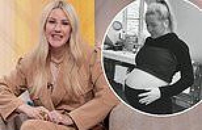 Ellie Goulding reveals why she decided to keep her pregnancy a secret