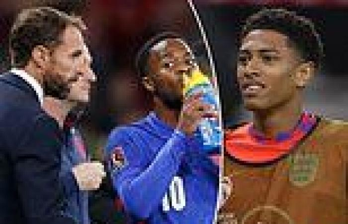 sport news Gareth Southgate says racist abuse directed at Raheem Sterling and Jude ...
