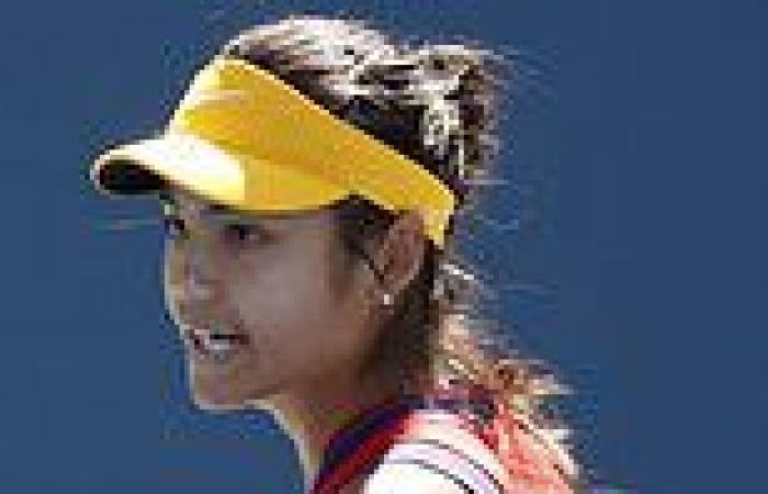 sport news British teenager Emma Raducanu beats Zhang Shuai to reach the third round at ...