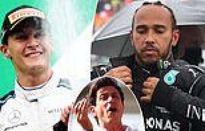 sport news F1: George Russell WILL be named in Mercedes' 2022 line up, but Lewis Hamilton ...