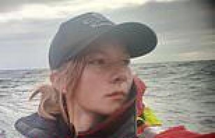 Teenager aged 14 has just become the youngest person ever to sail solo around ...