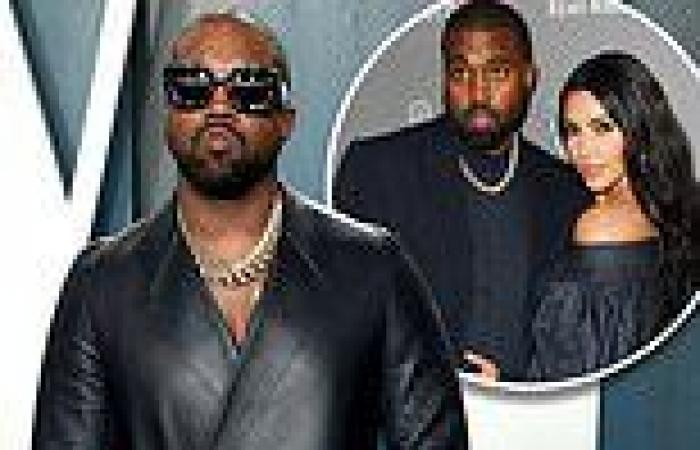 Kanye West 'CHEATED on' estranged wife Kim Kardashian after birth of their ...