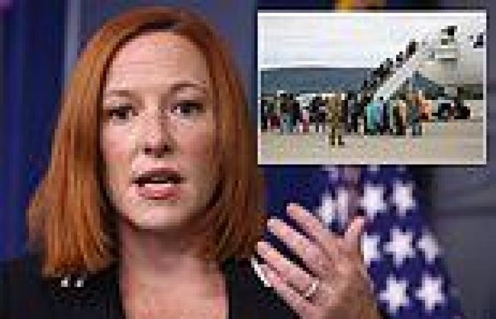 White House says there is STILL an active threat from ISIS-K with 100 Americans ...