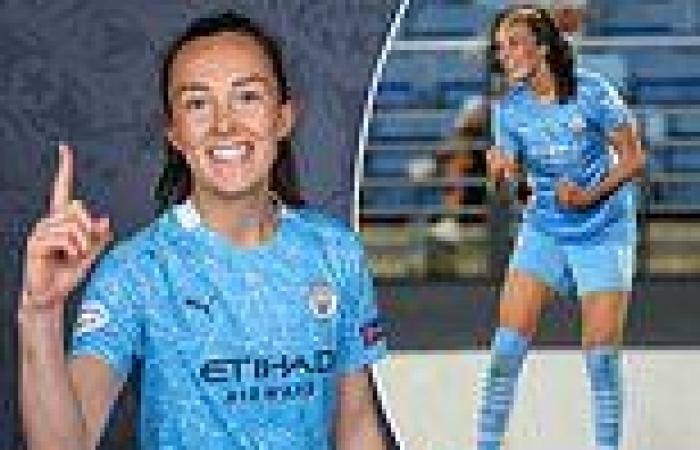 sport news Caroline Weir ready to make Manchester City No 1 in the Women's Super League