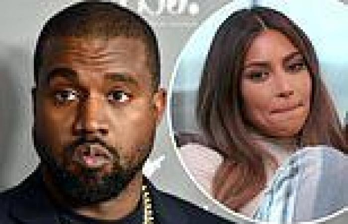 Kanye West 'confessed to cheating on Kim and boasted about having sex with ...
