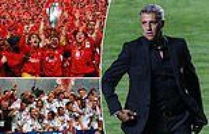 sport news Former AC Milan striker Hernan Crespo begs Stefano Piolo's side to 'get ...