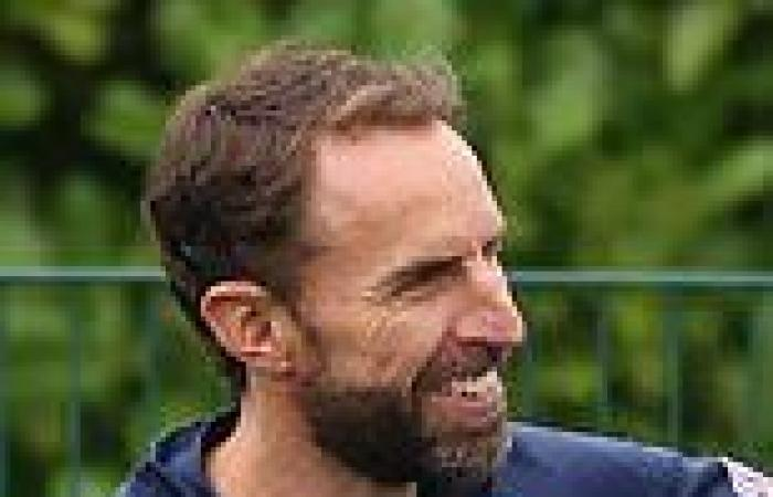 sport news England boss Southgate urges his players to be bold and show their confidence ...