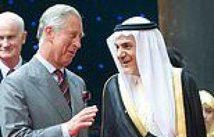 Who are the remarkable cast of wealthy donors who have backed Prince Charles's ...