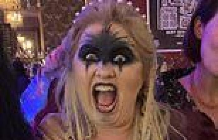 Covid-19 conspiracy theorist Lizzy Rose, Bunnings Karen, on Sea FM breakfast ...