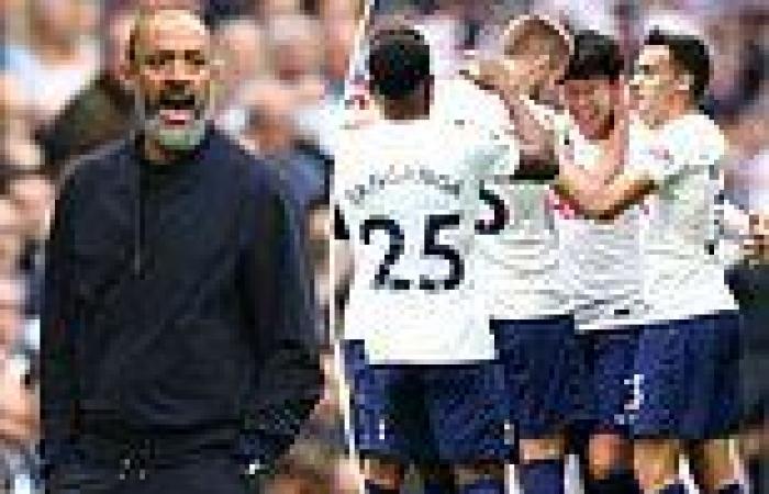 sport news Tottenham: How Nuno Espirito Santo has got Spurs firing and united the divided ...