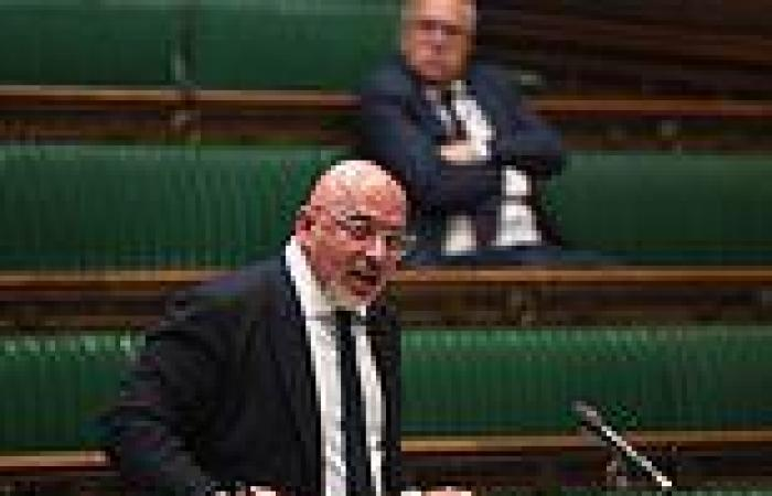 Nadhim Zahawi hints full vaccination will be required of NHS staff