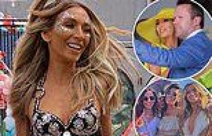 How Nadia Bartel's hard partying lifestyle since her split caught up with her