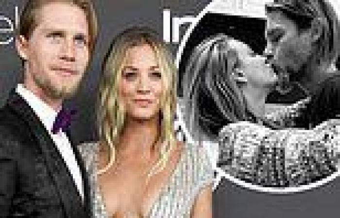 Kaley Cuoco's friends call her split from husband Karl Cook 'pretty shocking'