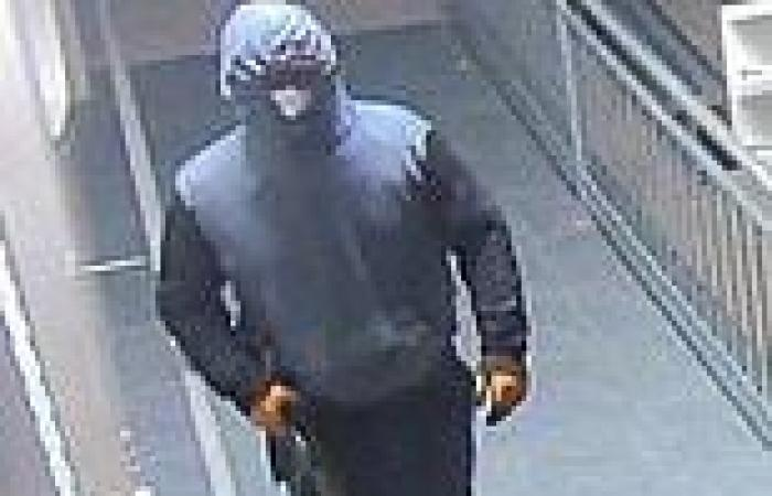 Police hunt for armed robbers who help up two clubs with guns and machetes on ...