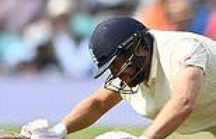 sport news BUMBLE ON THE TEST: Haseeb Hameed running out Dawid Malan was clumsy in the ...