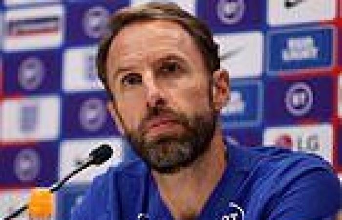 sport news England boss Gareth Southgate warns his side against complacency ahead of ...