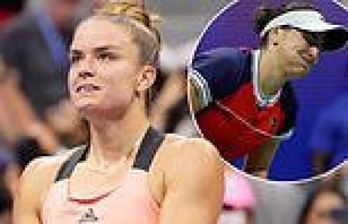 sport news US Open: Maria Sakkari wins the latest women's singles match EVER in New York