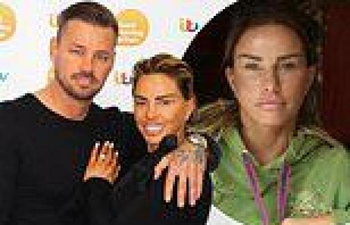 'I never would do anything to hurt her': Katie Price's fiancé Carl Woods ...