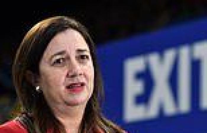 'Delta is on our doorstep': Annastacia Palaszczuk urges Queenslanders to get ...