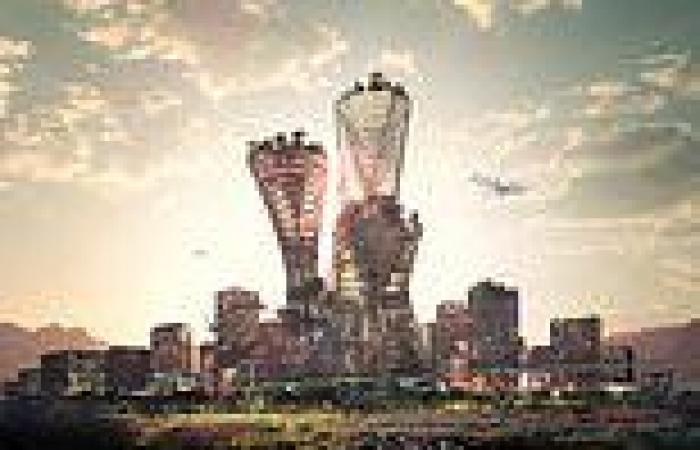 Plans for Telosa City that promises to be eco-friendly, drought-resistant are ...