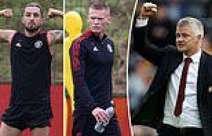 sport news Manchester United receive HUGE boost as stars Scott McTominay and Alex Telles ...