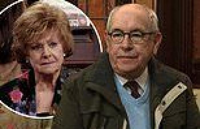 Coronation Street SPOILER: Norris Cole to DIE off-screen after 27 years on the ...