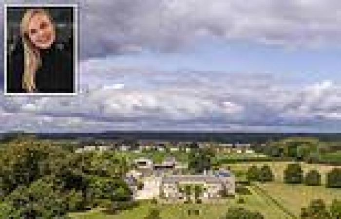 Russian's daughter riles neighbours in Cotswolds village with plans to build 24 ...